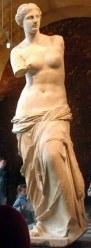 Venus de Milo, Louvre Museum.